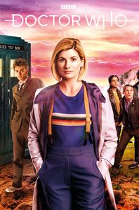 [Doctor Who Comics #2 (Cover B Photo) (Product Image)]