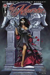 [La Muerta: Ascension (One Shot Standard Cover) (Product Image)]