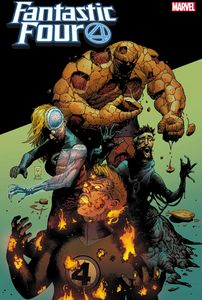 [Fantastic Four: Road Trip #1 (Product Image)]