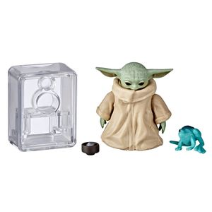 [Star Wars: The Mandalorian: Black Series Action Figure: The Child (Baby Yoda) (Product Image)]