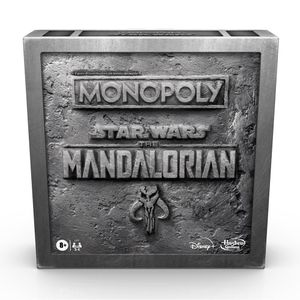 [Star Wars: The Mandalorian: Monopoly (Product Image)]
