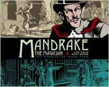 [Mandrake The Magician: Volume 2: The Dailies 1934-36: The Monster Of Tanov Pass (Product Image)]