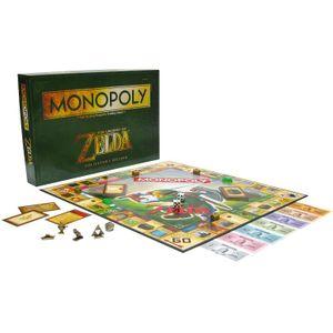 [Legend Of Zelda: Monopoly (Product Image)]