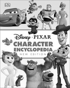 [Disney Pixar Character Encyclopedia (New Edition Hardcover) (Product Image)]
