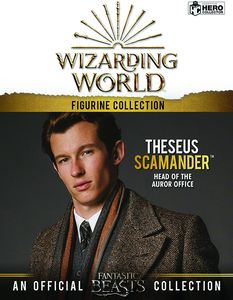 [Wizarding World Figurine Collection: Theseus Scamander (Product Image)]