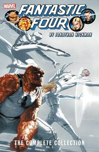 [Fantastic Four By Hickman: The Complete Collection: Volume 3 (Product Image)]