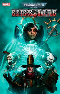 [Warhammer 40k: Sisters Of Battle #4 (Product Image)]