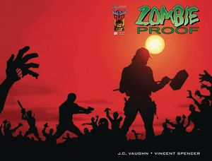 [Zombie Proof: Zombie Zoo (Cover B Subscription Variant) (Product Image)]
