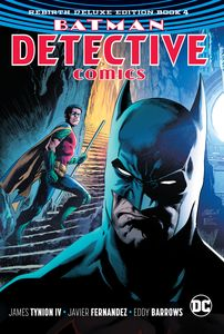 [Batman: Detective Comics: the Rebirth Deluxe Collection: Book 4 (Hardcover) (Product Image)]