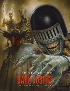 [2000AD: Judge Dredd: Dark Justice (Hardcover) (Product Image)]