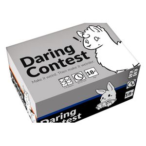[Daring Contest (Product Image)]