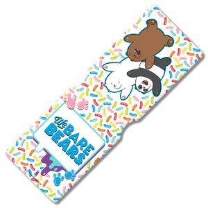 [We Bare Bears: Travel Pass Holder: Big Bear Hug! (Product Image)]