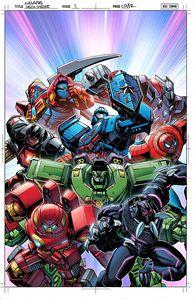 [Avengers Mech Strike (Product Image)]