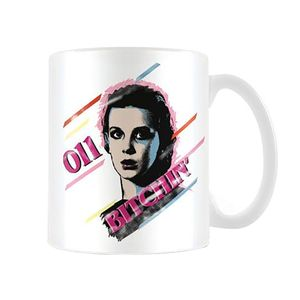 [Stranger Things: Mug: 11 Bitchin (Product Image)]