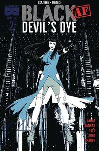 [Black AF: Devils Dye #2 (Product Image)]