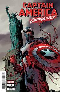 [Captain America #12 (Guice Carnage-ized Variant) (Product Image)]