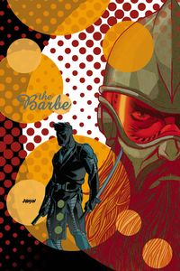 [Ninjak #6 (Cover C Johnson) (Product Image)]