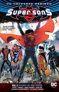 [Super Sons: Volume 2: Planet Of The Capes (Rebirth) (Product Image)]