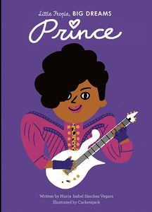 [Little People, Big Dreams: Prince (Hardcover) (Product Image)]