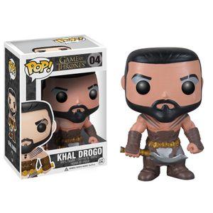 [Game Of Thrones: Pop Vinyl Figure: Khal Drogo (Product Image)]