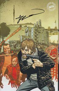 [Walking Dead #181 (Signed SDCC Gatefold Variant) (Product Image)]