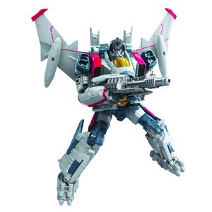 [Transformers: Generations: Studio Series Deluxe Action Figure: Voyager Blitzwing (Product Image)]