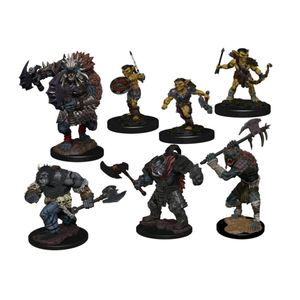 [Dungeons & Dragons: Icons Of The Realms: Monster Pack: Village Raiders (Product Image)]