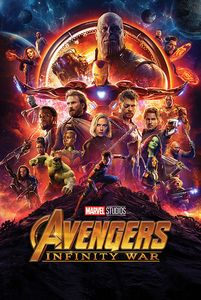 [Avengers: Infinity War: One Sheet Poster (Product Image)]