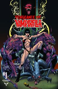 [Vengeance Of Vampirella #1 (Forbidden Planet Roberto Castro Variant) (Product Image)]