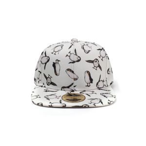 [Star Wars: The Last Jedi: Snapback: All Over Porgs (Product Image)]