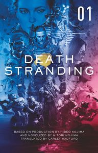 [Death Stranding: The Official Novelisation: Volume 1 (Product Image)]