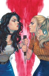 [Buffy The Vampire Slayer #27 (Cover A Frany) (Product Image)]