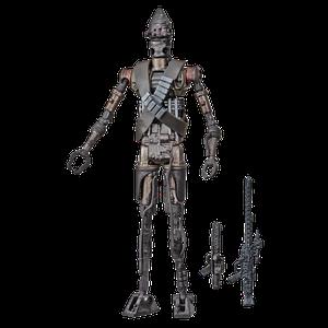 [Star Wars: The Mandalorian: Black Series Action Figure: IG-11 (Product Image)]