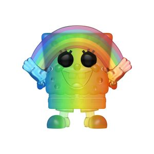 [Spongebob: Pop! Vinyl Figure: Pride 2020 Rainbow (Product Image)]