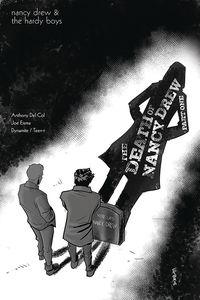 [Nancy Drew & Hardy Boys: Death Of Nancy Drew #1 (Eisma Black & White Variant) (Product Image)]
