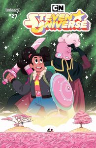 [Steven Universe: Ongoing #27 (Main Pena Cover) (Product Image)]