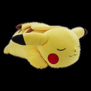 [Pokémon Plush: Sleeping Pikachu (Product Image)]