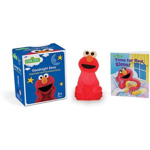 [Sesame Street: Goodnight Elmo Nightlight Kit (Product Image)]