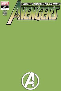 [Avengers #34 (Marvel Wednesday Variant) (Product Image)]