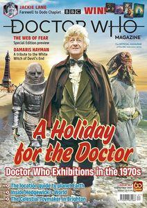 [Doctor Who Magazine #567 (Product Image)]