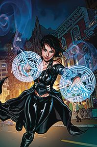 [Robyn Hood: The Curse #3 (Cover A Riviero) (Product Image)]