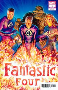 [Fantastic Four #1 (Ross Variant) (Product Image)]