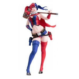 [DC: Kotobukiya Bishoujo Statue: New 52 Harley Quinn (Product Image)]