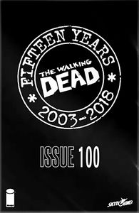 [Walking Dead #100 (15th Anniversary Blind Bag - James Harren Variant) (Product Image)]