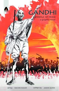 [Gandhi: My Life Is My Message: Apostle of Peace (Product Image)]