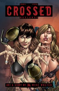 [Crossed: Badlands: Volume 15 (Hardcover) (Product Image)]