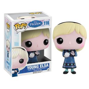 [Disney: Pop! Vinyl Figures: Young Elsa (Product Image)]