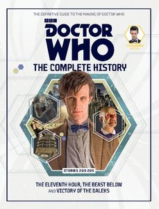 [Doctor Who: Complete History #51 (Product Image)]