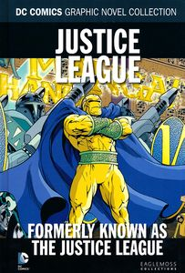 [DC Graphic Novel Collection: Volume 118: Formerly Known As The Justice League (Product Image)]