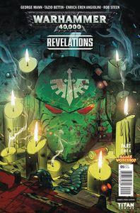 [Warhammer 40K: Revelations #1 (Cover C Listrani) (Product Image)]